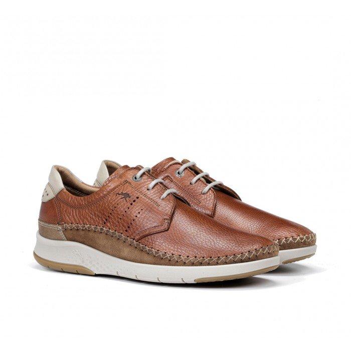 Zapatos Hombre Fluchos Maui F0795 Cuero