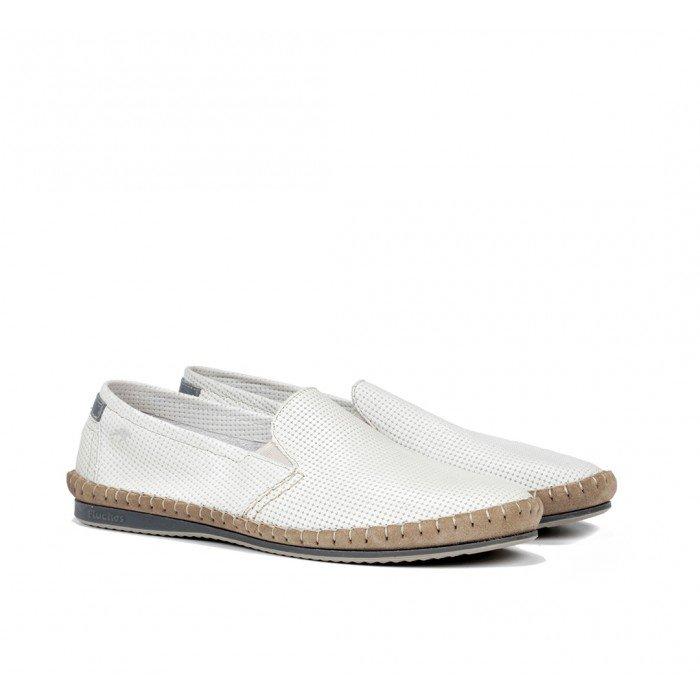 Zapatos Hombre Fluchos 8674 Blanco