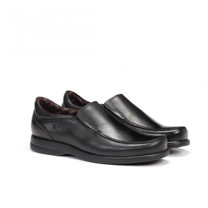 Zapatos Hombre Fluchos Profesional 6275 Negro