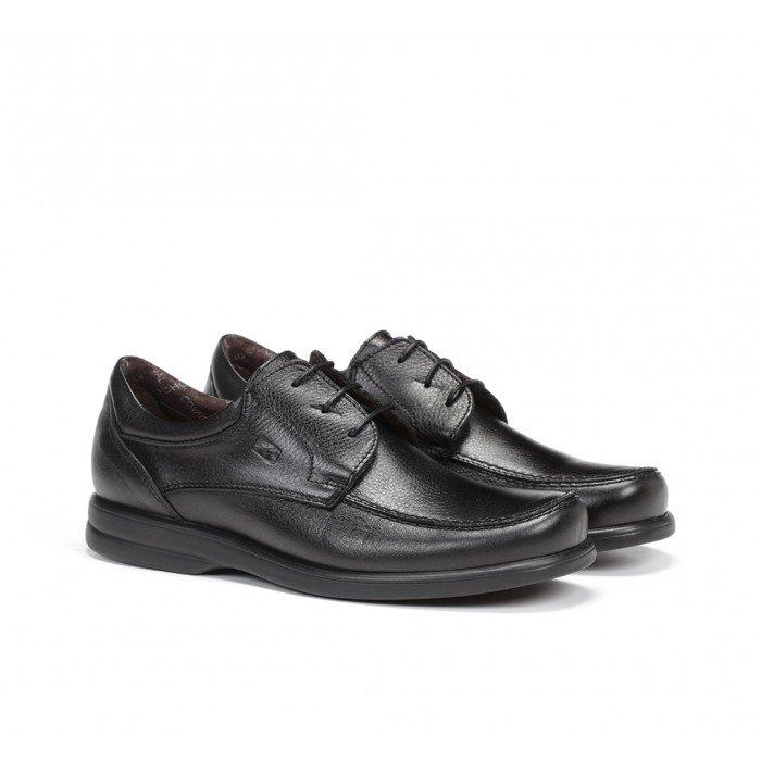 Zapatos Hombre Fluchos Profesional 6276 Negro