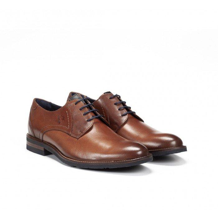 Zapatos Hombre Fluchos Olimpo F0263 Cuero