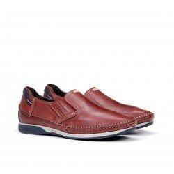 Zapatos Hombre Fluchos James 9126 Terracota