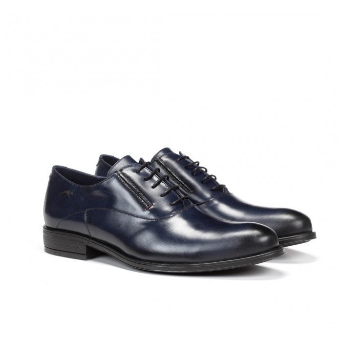 Zapatos Hombre Fluchos Beta F0679 Azul marino