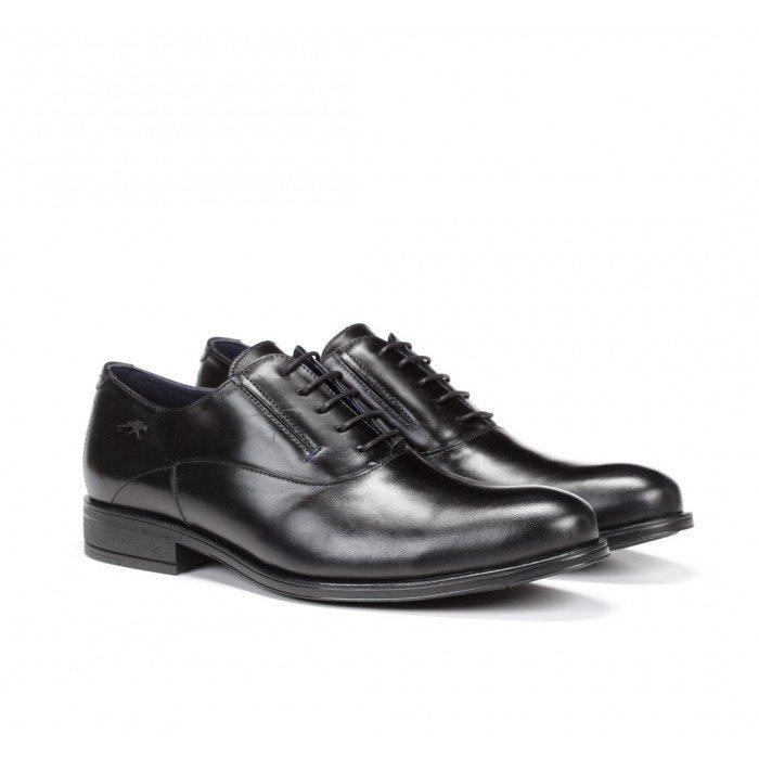 Zapatos Hombre Fluchos Beta F0679 Negro