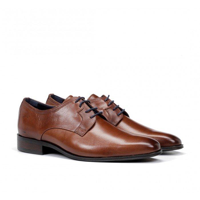 Zapatos Hombre Vestir Fluchos Cesar 9668 Cuero