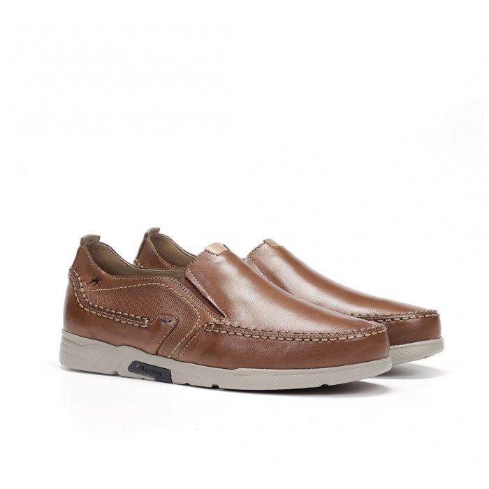 Zapatos Hombre Fluchos Choi F0440 Cuero