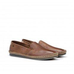 Zapatos Mocasines Hombre Fluchos Bahamas 8264 Cuero