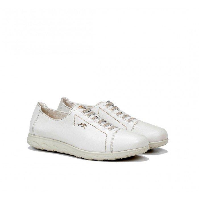Zapatos Mujer Dorking Nui F0854 Blanco Cristal