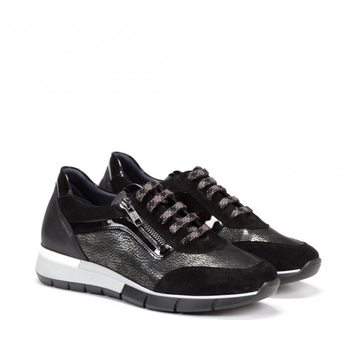 Zapatos Mujer Dorking Xanet D8082  Calf Negro