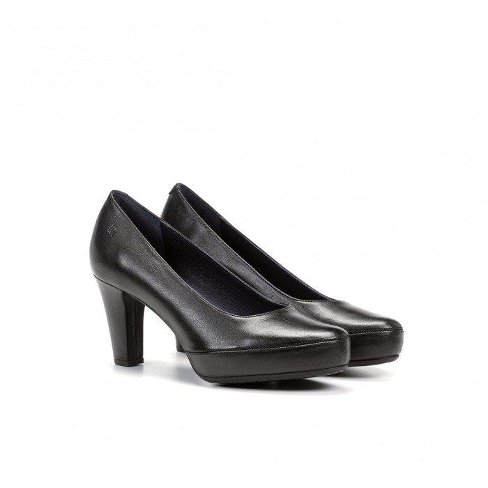 Zapatos Mujer Salón Dorking Blesa D5794 Sugar Negro