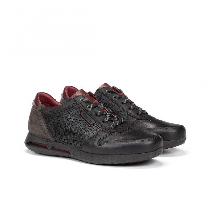 Zapatos Hombre Fluchos Cypher F0661 Negro