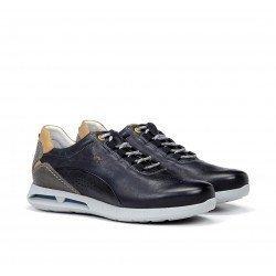 Zapatos Deportivos Hombre Fluchos Cypher F0556 Azul Atlantico