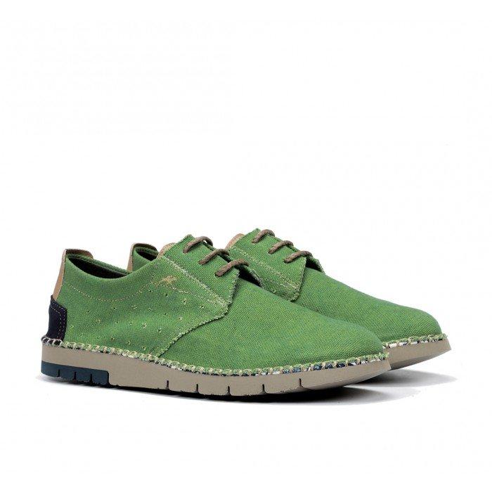 Zapatos Hombre Fluchos Thomas  F0560 Pistacho