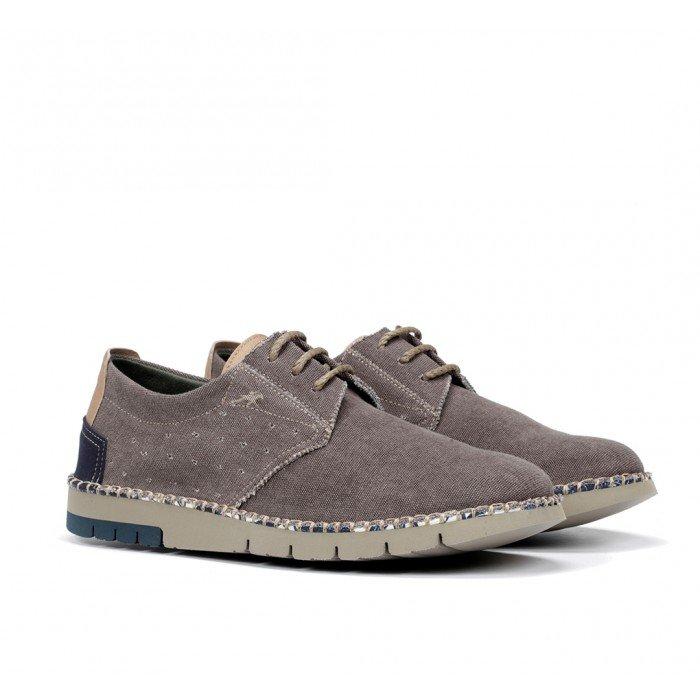 Zapatos Hombre Fluchos Thomas F0560 Piqué Marrón