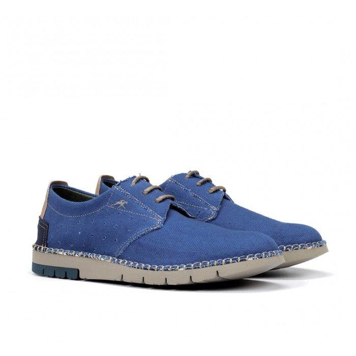 Zapatos Hombre Fluchos Thomas  F0560 Azulón