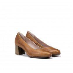 Zapatos Mujer Dorking Alada D8192 Camel