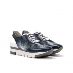 Zapatos Mujer Dorking  Charlot D8113 Azul Marino