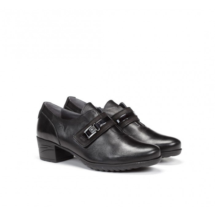 Zapatos Mujer Dorking Charis F0587 Sugar Negro