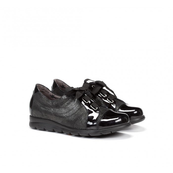 Zapatos Mujer Dorking Susan F0373 Palm Negro