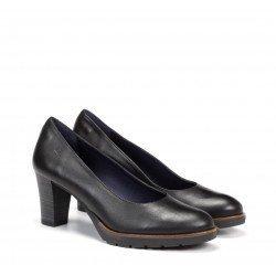 Zapatos Salón Mujer Dorking Opium D7976 Sugar Negro.