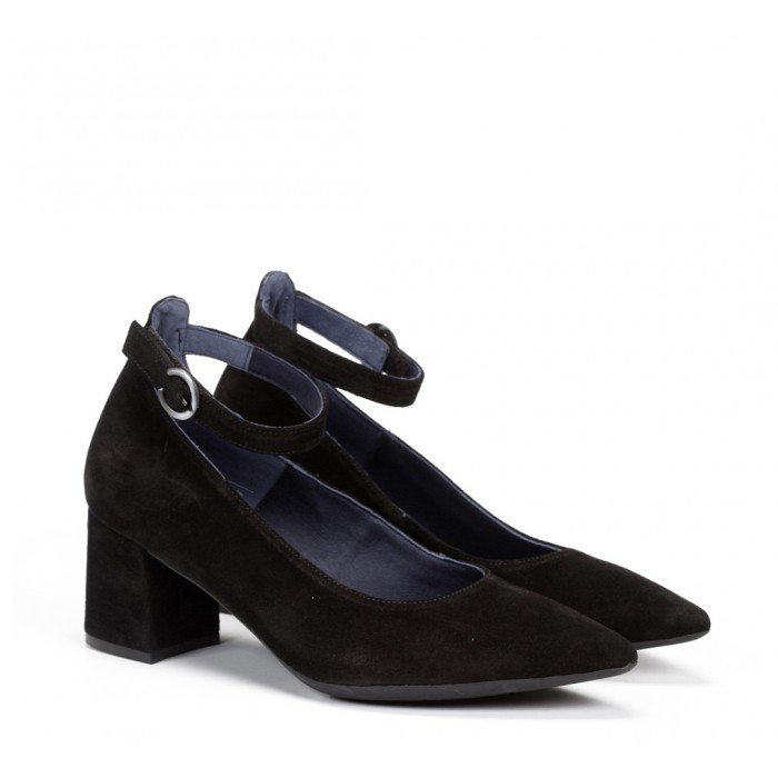 Zapatos Salón Dorking Sofi D7722 Calf Negro