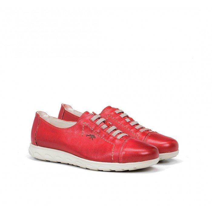 Zapatos Deportivos Mujer Dorking Nui F0854 Rojo