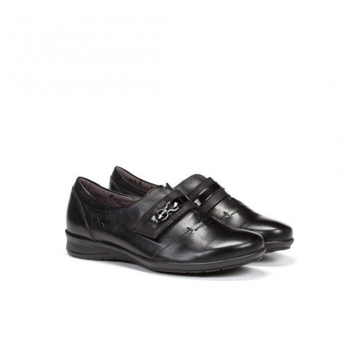 Zapatos Mujer Dorking Noa F0582 Negro