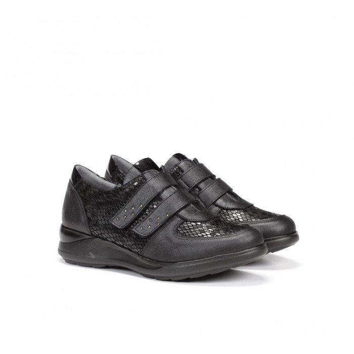 Zapatos Mujer Dorking Cloe F0711 Negro