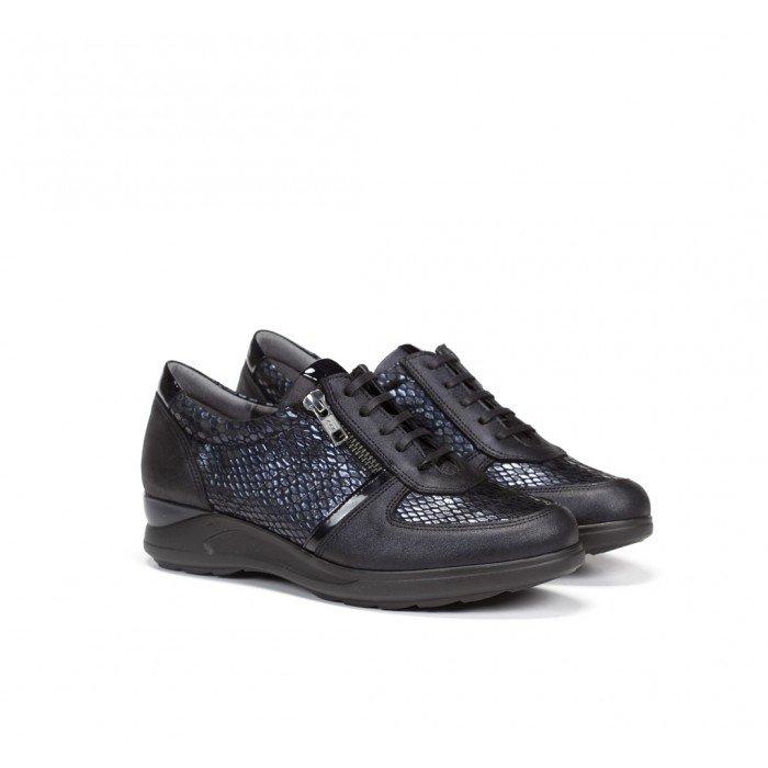 Zapatos Mujer Dorking Cloe F0710 Azul Oceano