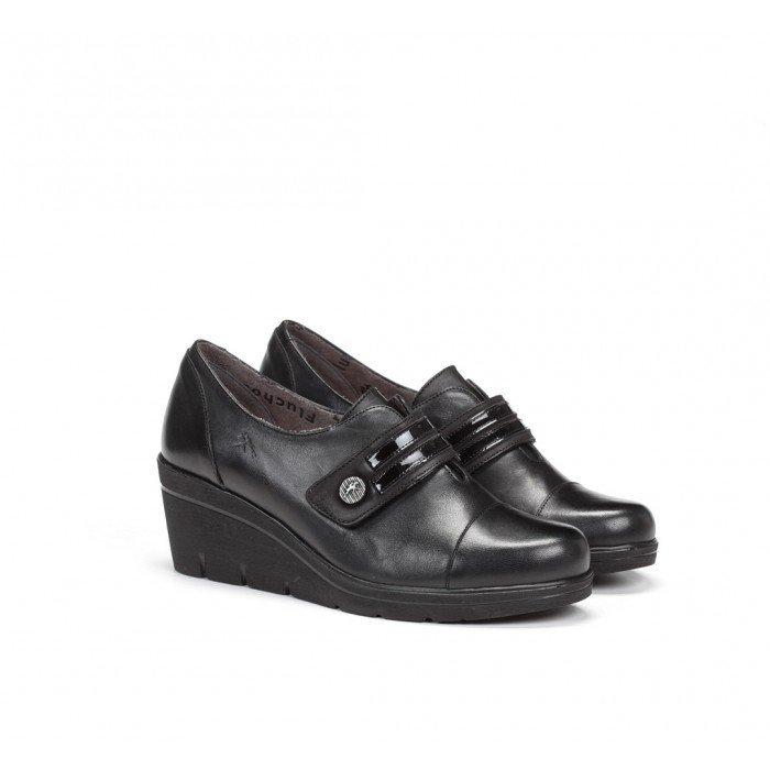 Zapatos Mujer Dorking Mae F0636 Negro