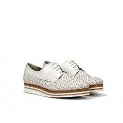 Zapatos Mujer Dorking  Romy D7852 Blanco Hielo
