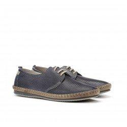 Zapatos Hombre Fluchos Bahamas 8675 Azul Oceano