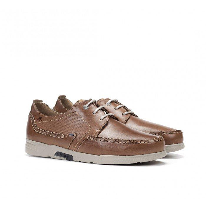 Zapatos hombre Fluchos Choi F0435 Cuero