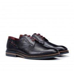 Zapatos Hombre Fluchos  Clooney F0526 Azul Océano