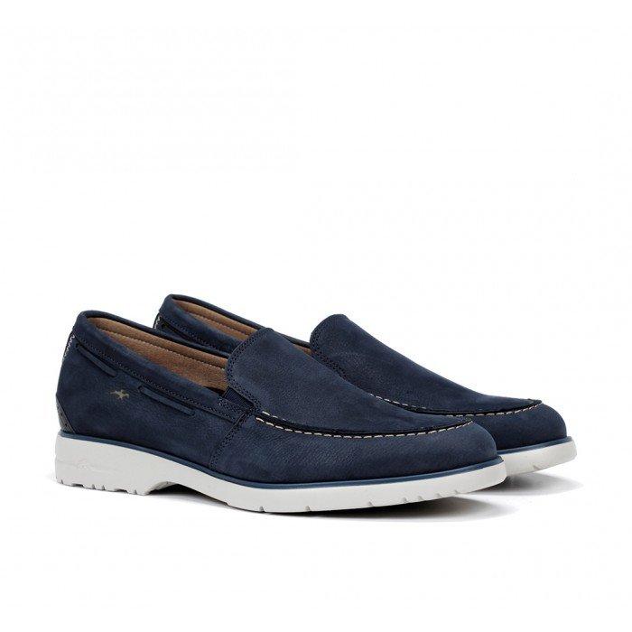 Zapatos Hombre Fluchos Falcon F0821 Azul Marino