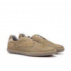 Zapatos Hombre Fluchos Timor F0715 Marrón Visón