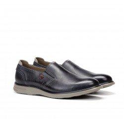 Zapatos Hombre Fluchos Thunder F0334 Azul Océano