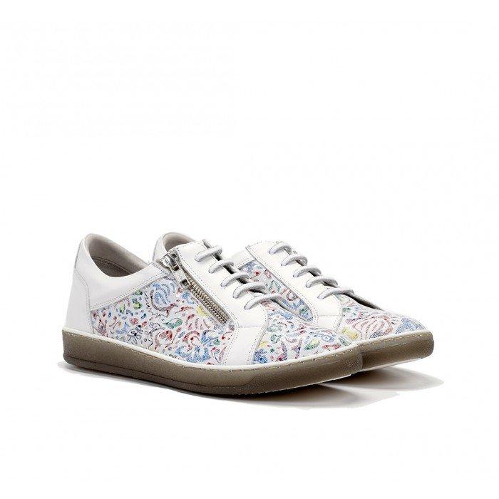 Zapatos Mujer Dorking Karen D8226 Blanco
