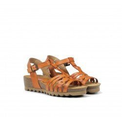 Dorking Summer  D8158 Orange Naranja