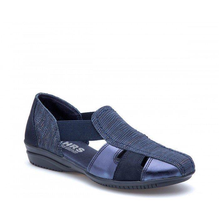 Zapatos Mujer 24 Hrs 23151 Azul Marino