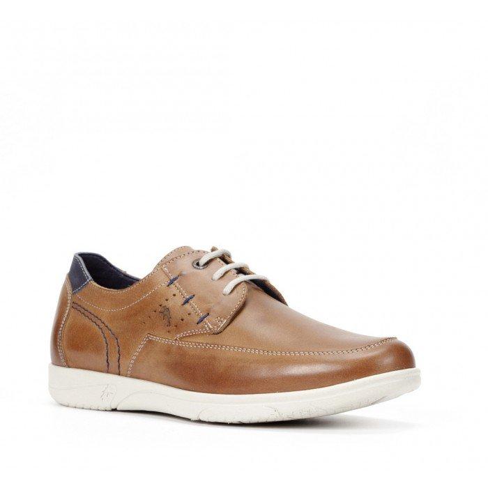 Zapatos Hombre Fluchos Sumatra F0108 Cuero