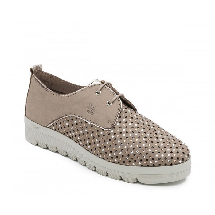 Zapatos mujer 24 Hrs 23574 Dream Taupe