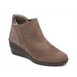 Botines mujer 24 Hrs 23070
