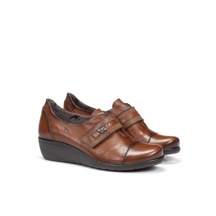 Zapatos Mujer Dorking Lena F0593 Sugar Cuero