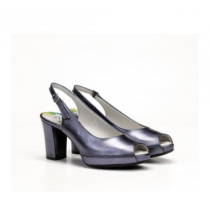 Zapatos Mujer Dorking Blesa D6604 Azul Marino