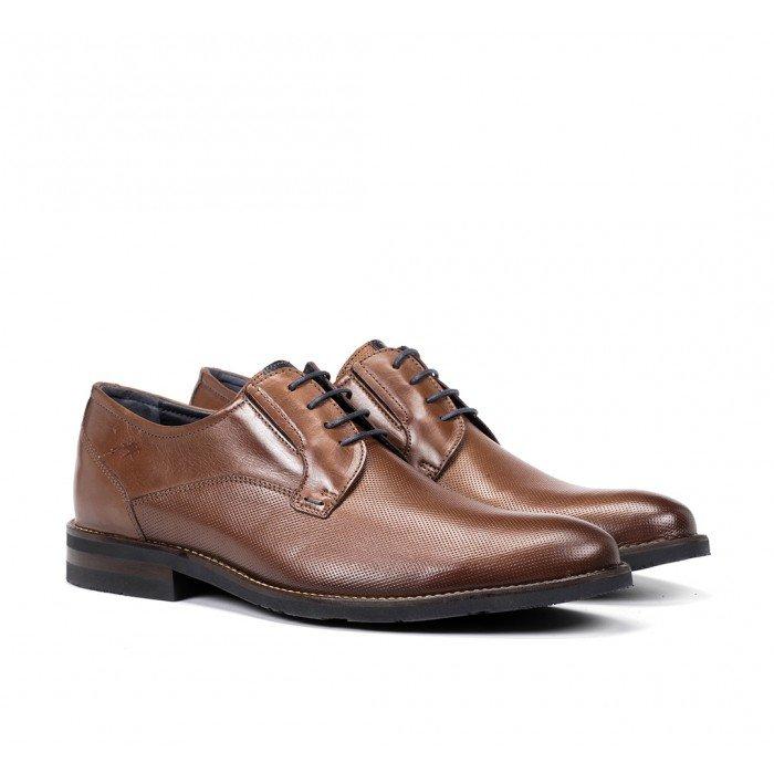 Zapatos Hombre Fluchos Olimpo Cuero