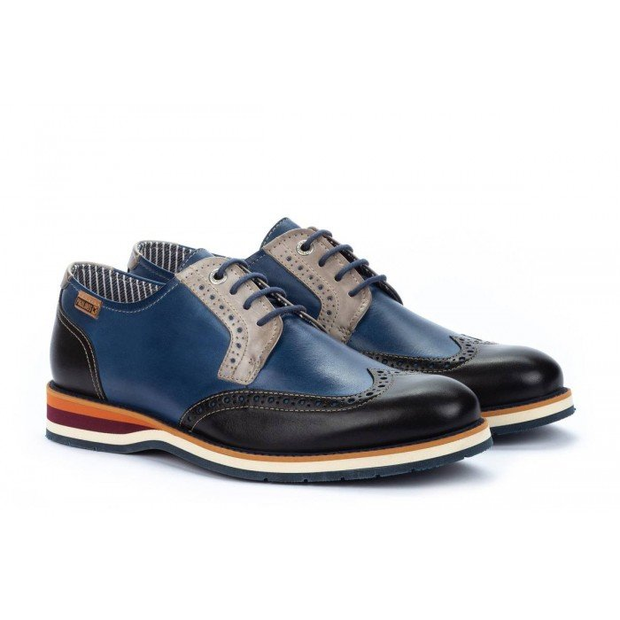 Zapatos Hombre Pikolinos Arona M5R-4373C1 Negro