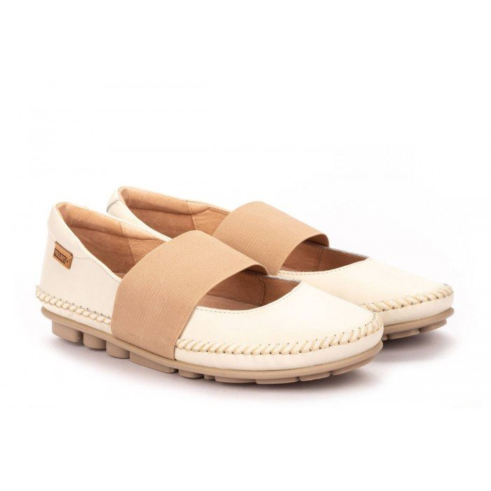 Zapatos Mujer Pikolinos Riola W3Y-2580 Blanco Nata
