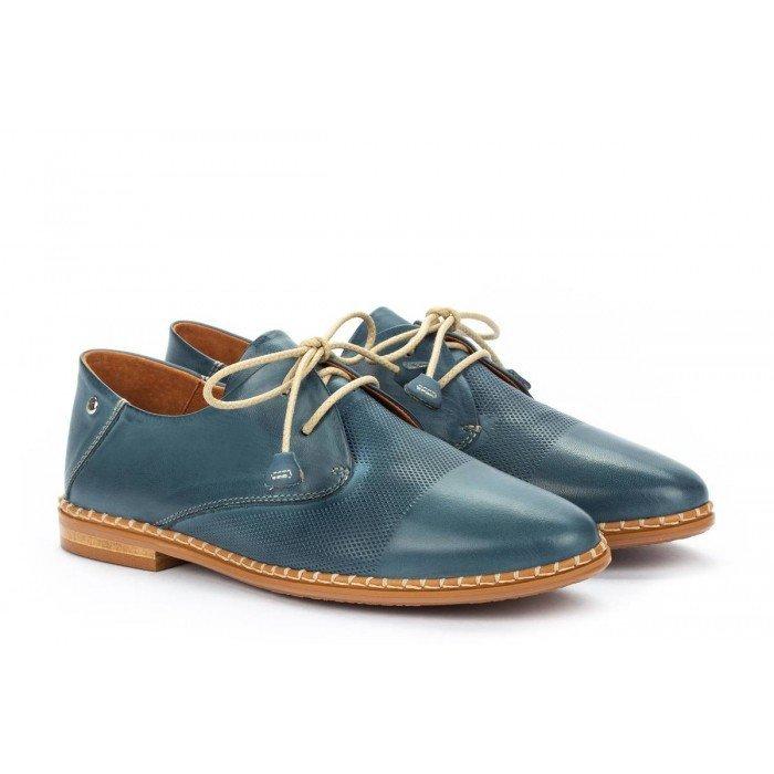 Zapatos Mujer Pikolinos Merida W4F-4994 Azul Sapphire