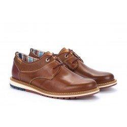 Zapatos hombre Pikolinos Berna M8J-4366 Cuero
